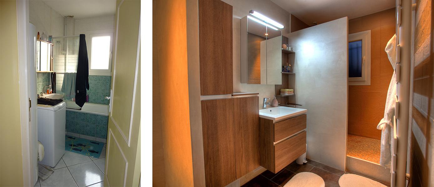 2 - rénovation salle de bain région parisienne